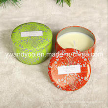 Inspiration Clarity Contemplation Scented Tin Candles