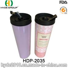 Promotional Fashionable Double Wall Coffee Mug (HDP-2035)