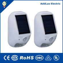 3xaaa 1.2V Ni-MH 0.5W Solar LED Light Panel for Garden