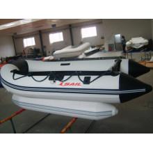Barco inflável de PVC de 0,9 mm 2,7 m