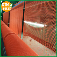 HDPE knitted scaffolding sheeting flame retardent