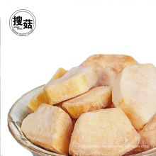 Halal certificates Freeze Dried Papaya Chips Snacks customized package
