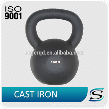 custom polished kettlebell