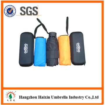 Mini 5 Folding Umbrella in Case