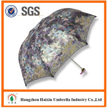 Regalo Hangzhou Fashion Lace Protección UV Sun Parasol Umbrella Yiwu