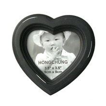 Lovely Heart-Shaped Photo Frame for Home Decoration