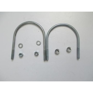 U bolts carbon steel or stainless steel