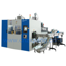 Plastic Liquid Soap Bottle Extrusion Blow Molding Machine