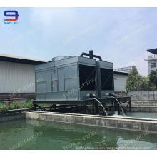 Torre de refrigeración abierta de acero de 231 toneladas de alta eficiencia para el sistema Commercial HVAC