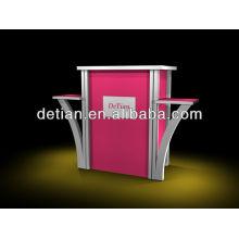 escritorio de recepción de los muebles del salón de la mesa de la oficina del escritorio de la recepción de la buena calidad