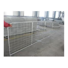Puertas galvanizadas soldadas de malla de alambre