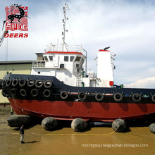 Durable d1.8m marine launching roller airbag balloon for ship launching