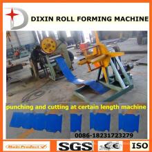 Máquina de perfuração de folha de telha Dx Ridge
