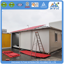 High quality modern EPS sandwich panel cheap prefab container homes for sale