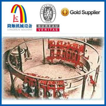 Machine de formage de silo à l'acier standard à la norme nationale Yingkou Longshun LSS41