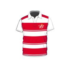 Camisa de Polo dos homens promocionais personalizados