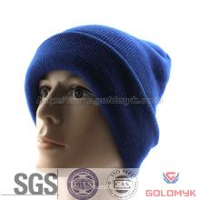 Men′s Acrylic Beanie Hat (GKA0401-E00026)
