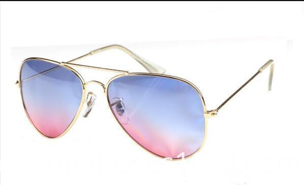 Color Mixed Sunglasses