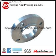 Bride standard en acier au carbone ASME 16.5 SA105