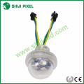 26mm amusement dot nodes colorfull programmable rgb pixel led lights