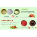 Pasta de Tomate Enlatada com Certificação Halal