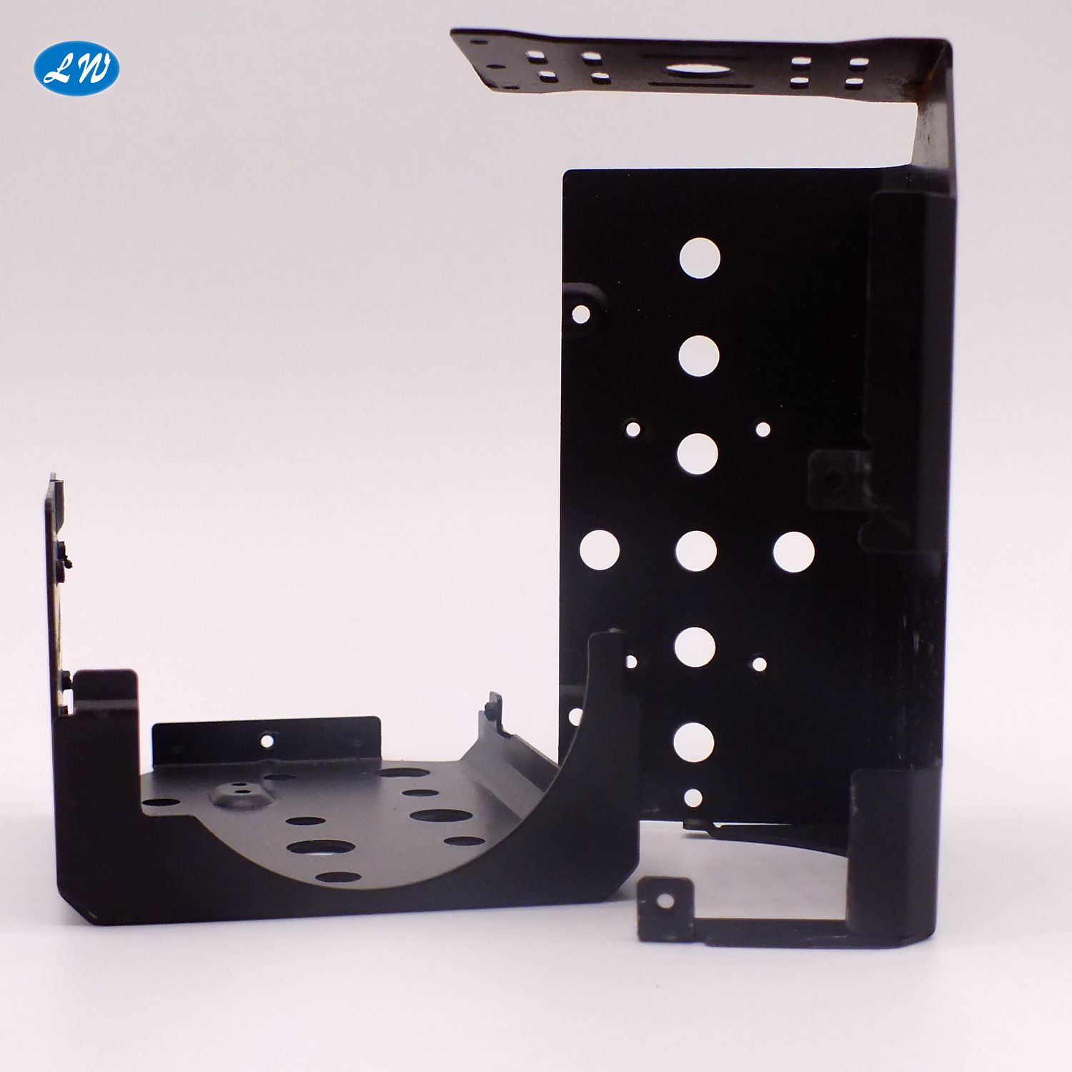 Non-standard Blackening Metal Components