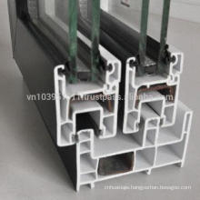 Reinforced steel core - PVC Window - Big Manufacturer