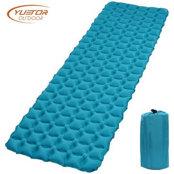 100% Polyester Taffeta Pongee Printed Fabric Sleeping Pad
