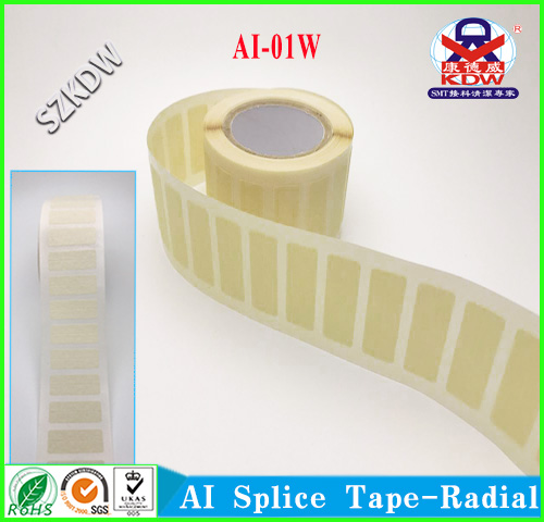 Axial Component Splice Tape