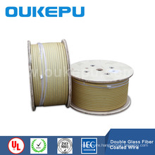 Fiber Glass Coverd Enameled Aluminum Wire,fiberglass coverd copper wire,fiberglass covered aluminium wire