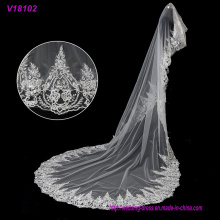 Hot Sell Bridal Veil Cathedral Veils Long Wedding Veil Wedding Accessories High Quality