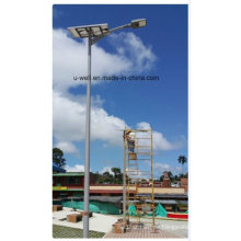 Solar-Straßenlaterne 30W LED mit Infrarotinduktion