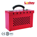 Protable Steel Safety Loto Padlock Station