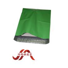 Farbige Plastikpost-Verpackungs-Tasche