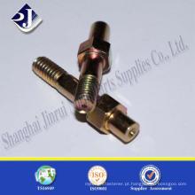 Perna de peças metálicas não-padrão de grau 8.8