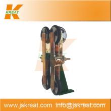 Elevador Parts| Sapata de guia do elevador guia sapato KT18R-R6|elevator