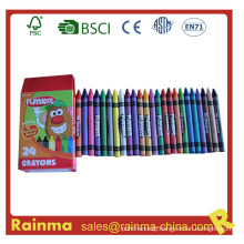 Large Color Crayon for School Stationery