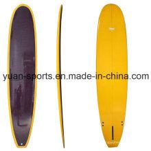High Quality Australia Imported PU Blank Long Surfboard