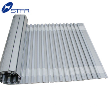 Truck aluminum carriage roller shutter 104000-2