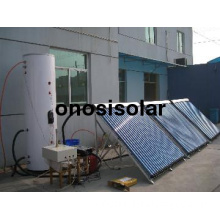 Split Pressurized Solar Power Water Heater with Solar Collector