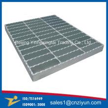 Placa de grade de aço galvanizado OEM