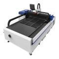 Dinheiro rentável que faz o cortador do laser da fibra da folha de metal