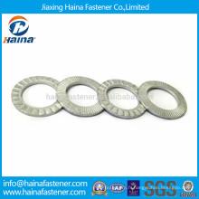 Rondelle de verrouillage DIN25201 DIN9250 avec impression double face