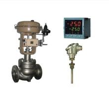 Vanne de régulation de température pneumatique