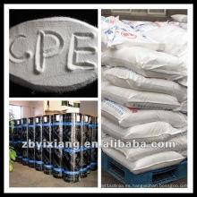 CPE - Aditivo para el procesamiento de material en rollo impermeable