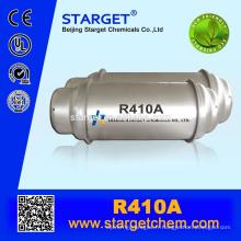 Hot Sale mélange de gaz réfrigérant R410a avec une qualité supérieure