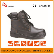 Non Leather Work Boots Made in China RS103