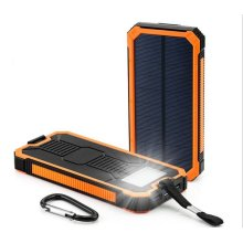 Супер емкость Slim 8000mAh солнечной энергии