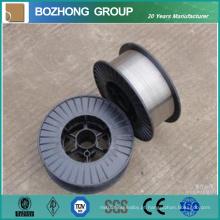 Fio de soldadura fluxado de aço inoxidável Aws do fornecedor A5.20 E71t-1 15kg pela embalagem do carretel