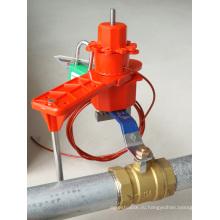 Elecpopular Новые продукты Однорычажная универсальная блокировка клапана с нейлоновым кабелем